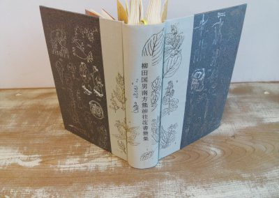 36 柳田国男南方熊楠往復書簡集 改装+α