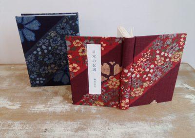 66 柳田國男著「日本の伝説」の改装本(夫婦箱付き)