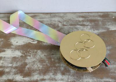 85 みんなに金メダル
