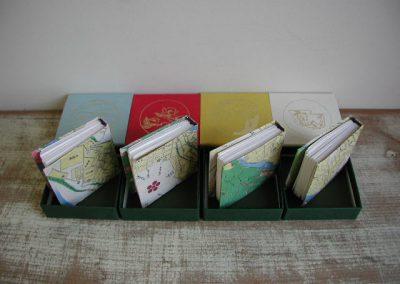 No.44 菓子箱雑記帳「ハコポン」(箱本)