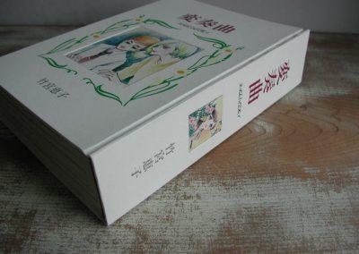 62 改装本「変奏曲 竹宮恵子」