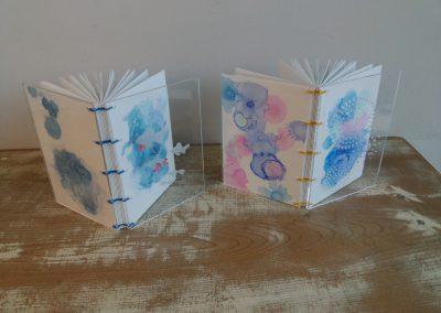 金魚のノート 花火のノート