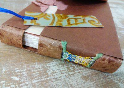 80 縒り結る和畳紙